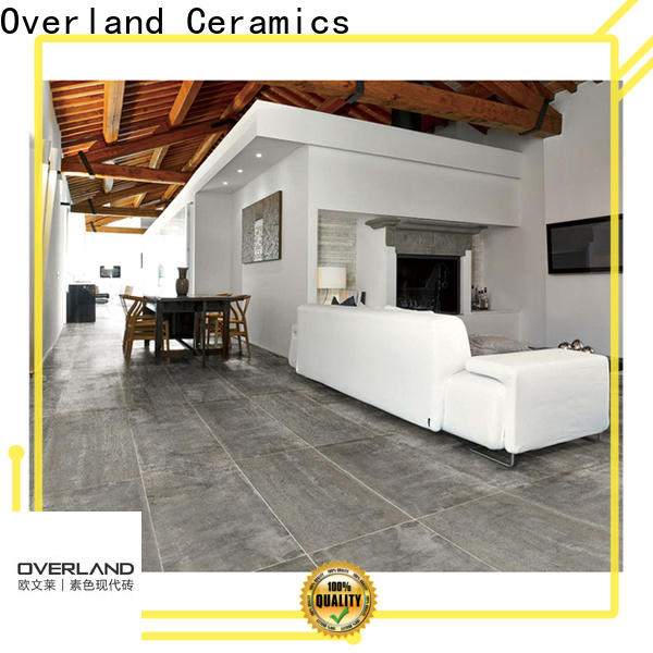 Overland ceramics wooden floor bathrooms supplier for kitchen