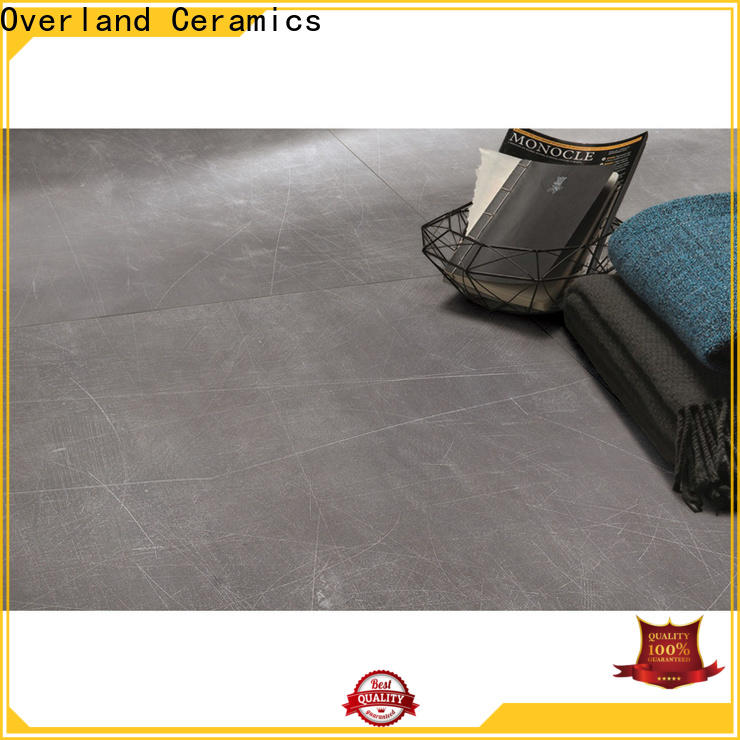 Overland ceramics charcoal floor tiles for sale for Villa