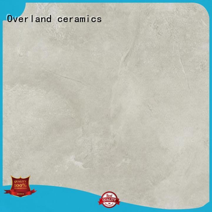 Overland ceramics li6sm1101 cement tiles design supplier for hotel