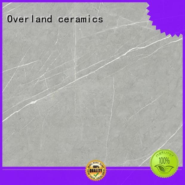 Overland ceramics antislipery pietra grey marble price for bathroom