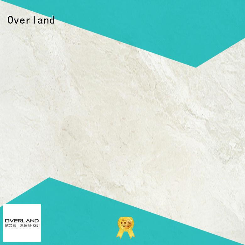 polished marble tile size for livingroom Overland