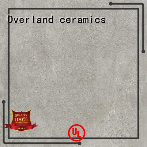 Overland ceramics natural stone floor tiles factory price for home
