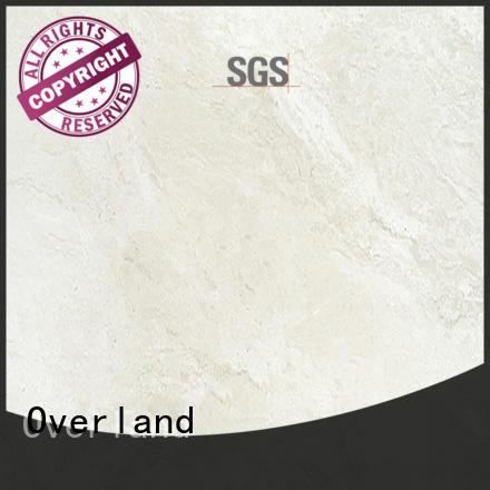 Overland Brand porcelain marble tile plus factory