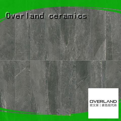 Overland ceramics wholesale marble look tiles bathroom on sale for bedroom