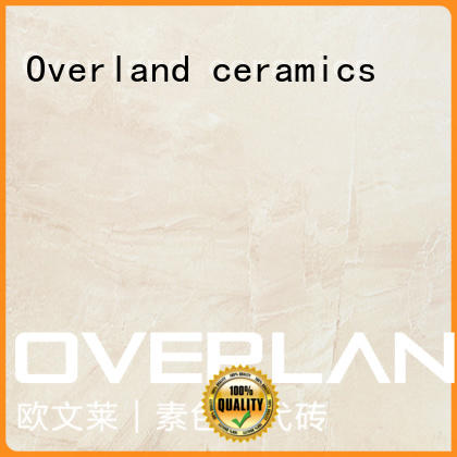 Overland ceramics size grey marble tile floor from China for pool