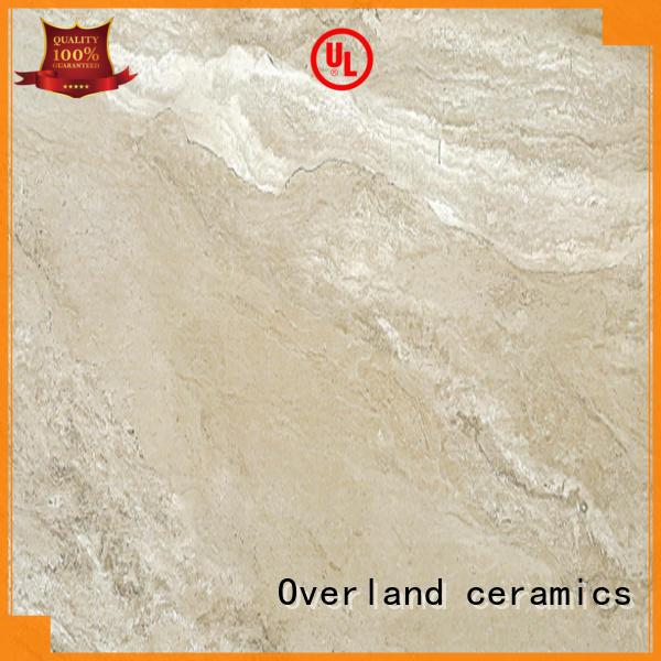 Overland ceramics patterned floor marble wall tiles promotion for livingroom