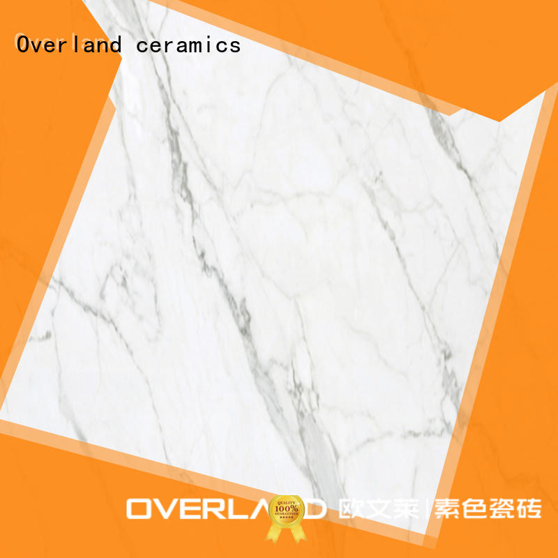 Overland ceramics decorative tumbled marble tile price for bedroom