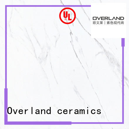 Overland ceramics stone natural stone wall tile wholesale for garage floor