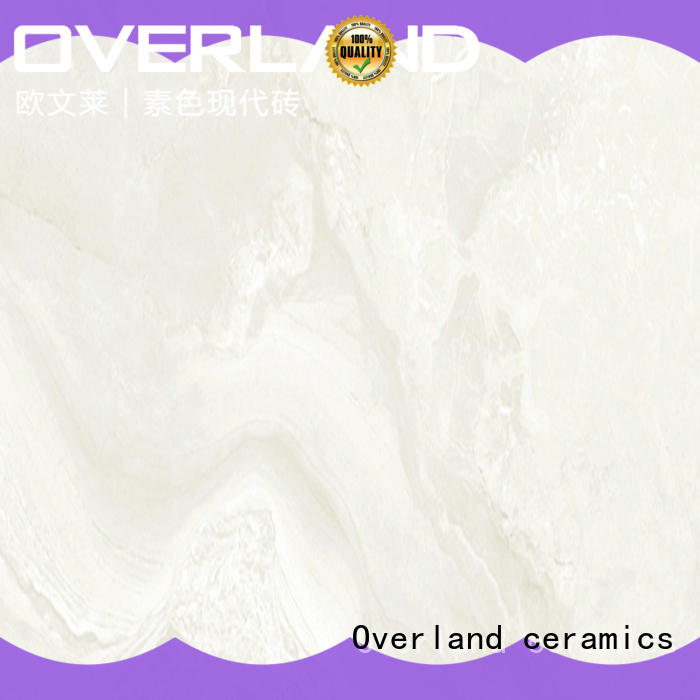 Overland ceramics decorative marble bathroom wall tiles factory for home