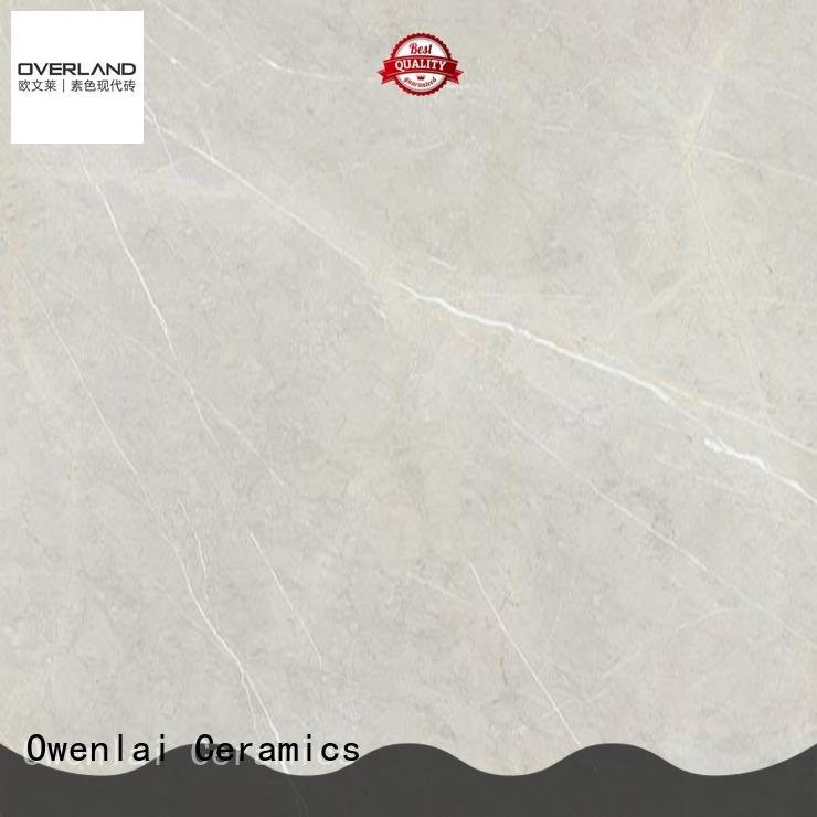 Overland patterned floor real marble tiles directly price for kitchen