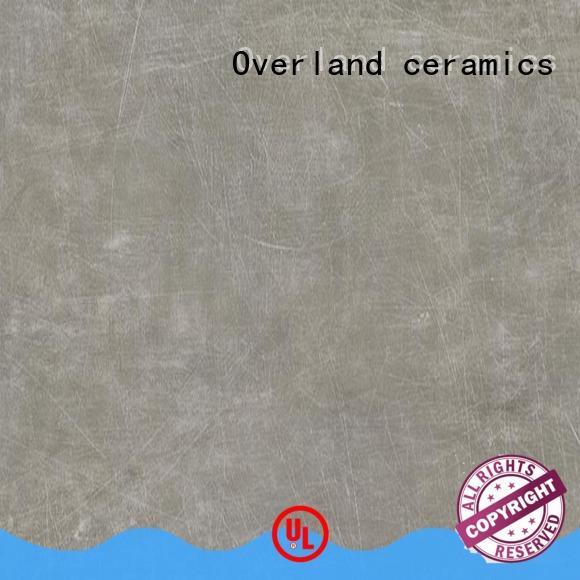 Overland ceramics touch cement tiles london design for Villa