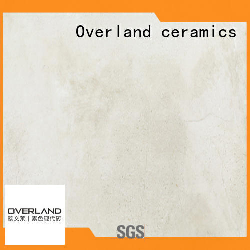Overland ceramics touch large stone tiles online for garage floor