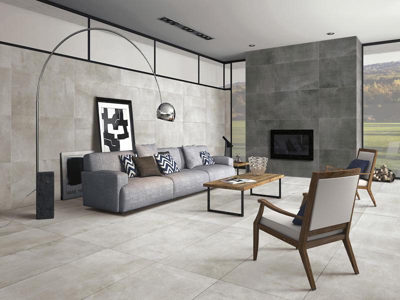 stone wall tiles flooring online for garage floor-1