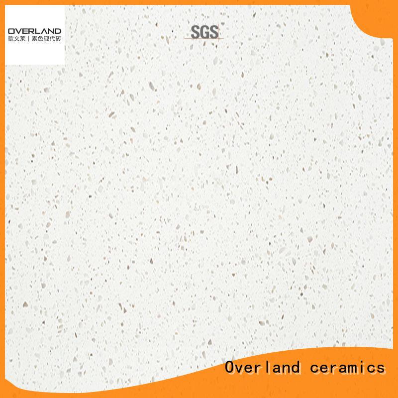 Overland ceramics worktop white gloss kitchen worktops factory price for livingroom