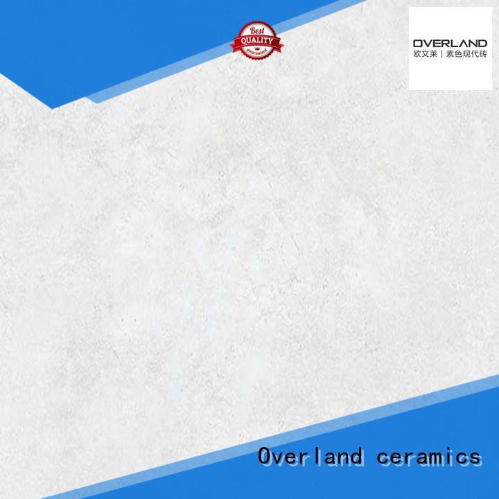 Overland ceramics marble natural stone floor tiles online for garage floor
