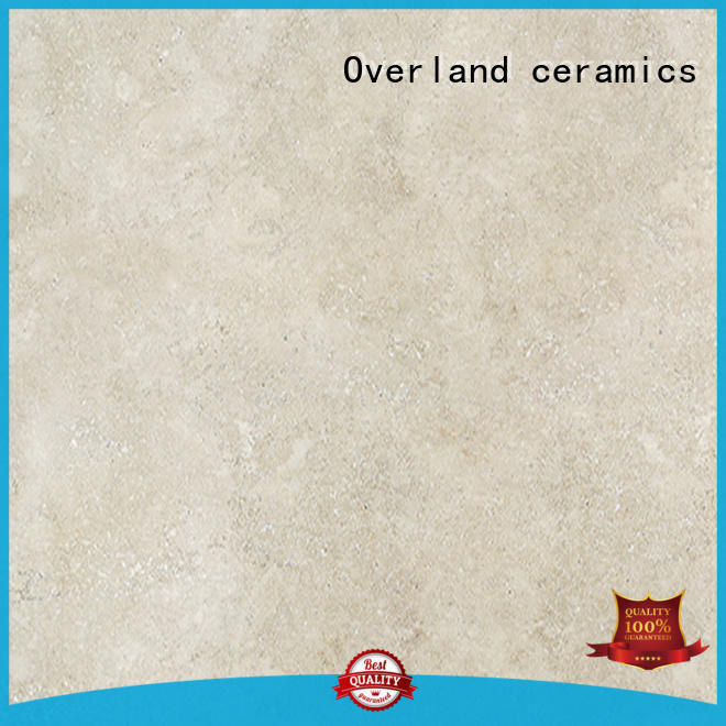 Overland ceramics qi459p530 natural stone looking tile on sale for office