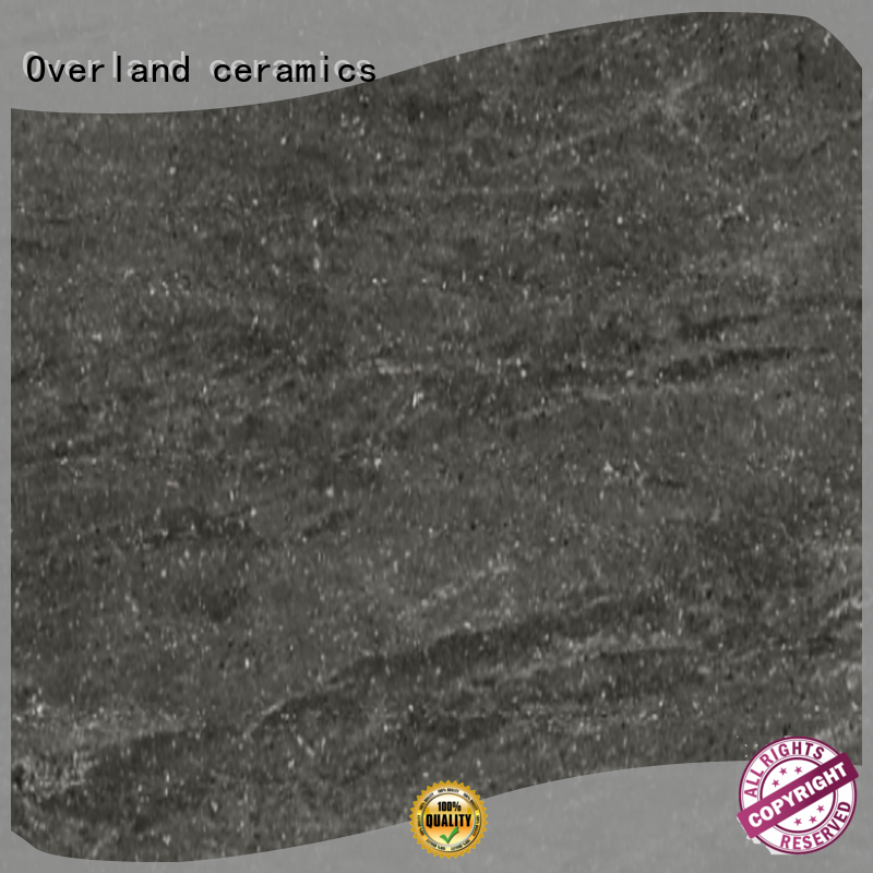 Overland ceramics wholesale basaltina tile price for hotel