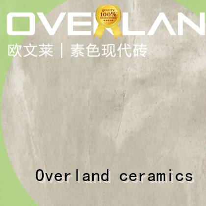 Overland ceramics large floor tiles company for apartment