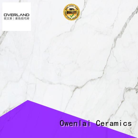 Overland Brand sensitivity ideas stone tile manufacture