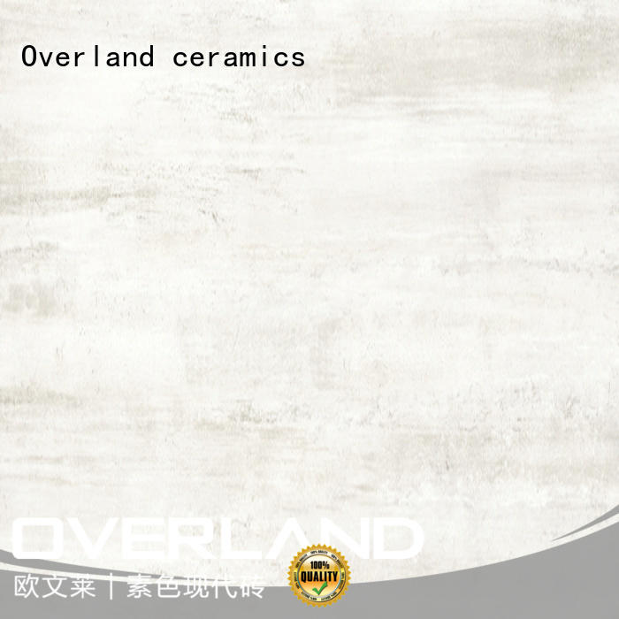 Overland ceramics decorative wood grain tile design for home