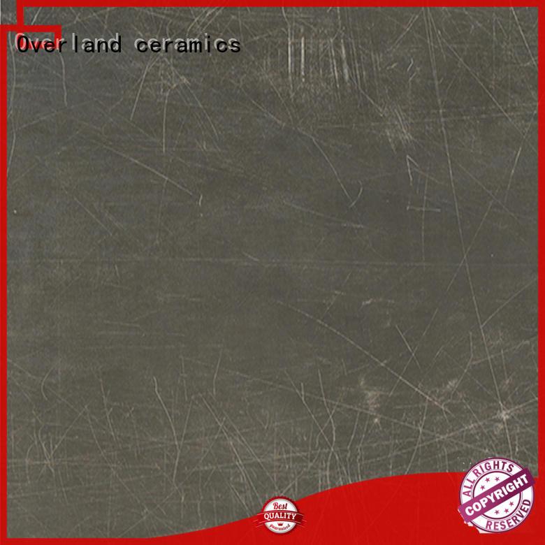 Overland ceramics outdoor floor cement tile backsplash supplier for garden