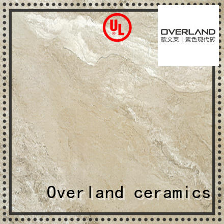 Overland ceramics mosaic marble tile backsplash promotion for bathroom