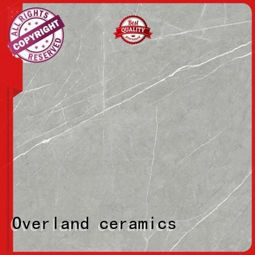 Overland ceramics best black marble tile promotion for bathroom