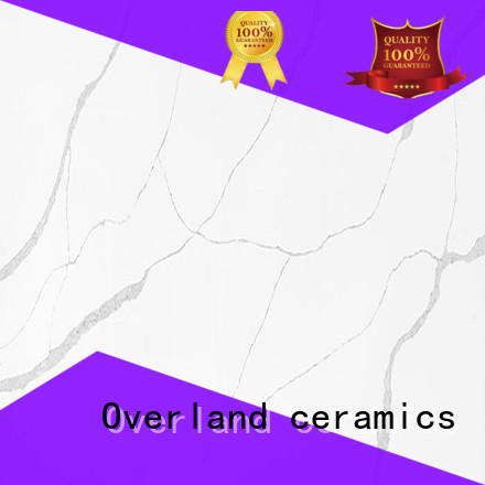 Overland ceramics fitter grey quartz worktop wholesale for bedroom