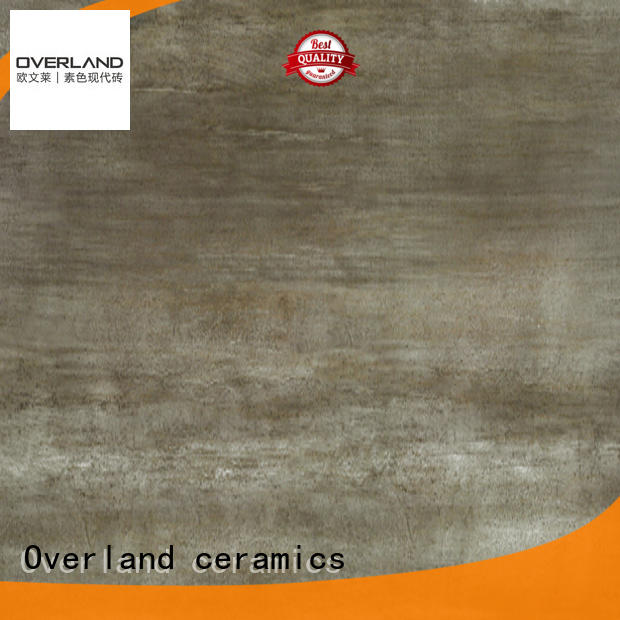 Overland ceramics best illusion floor tiles design for kitchen