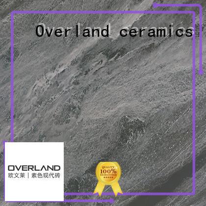 Overland ceramics decorative white sparkle kitchen worktop supplier for garden