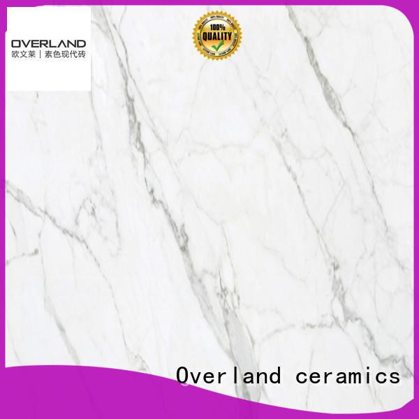 Overland ceramics qip5201 marble tile on sale for kitchen