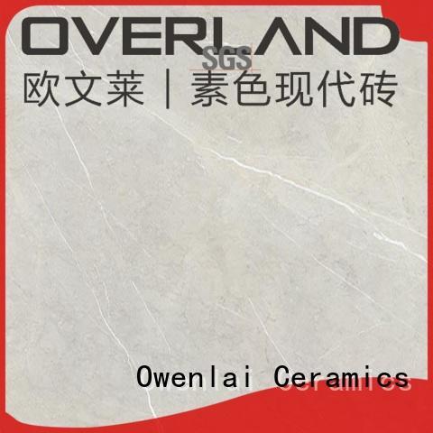 Overland carrarax grey marble tiles design for bathroom