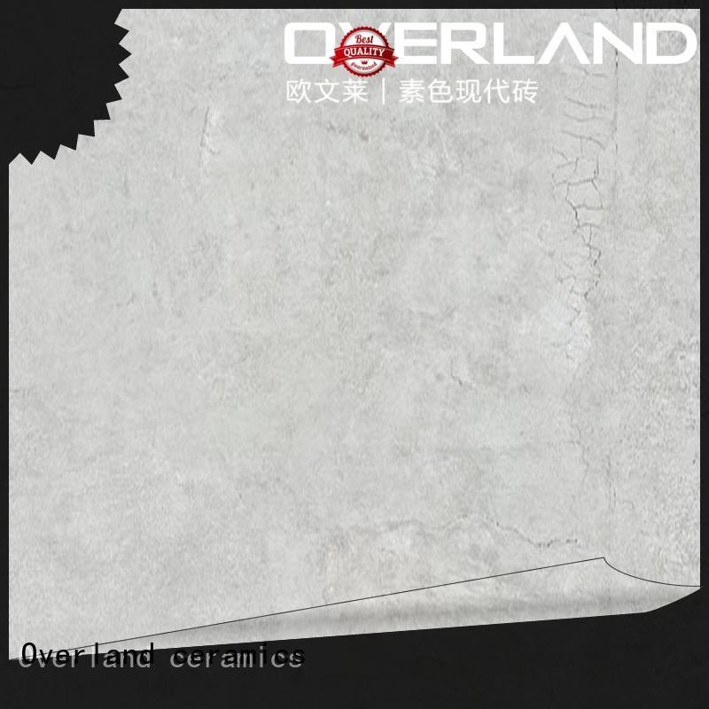 Overland ceramics style encaustic cement tile design for home