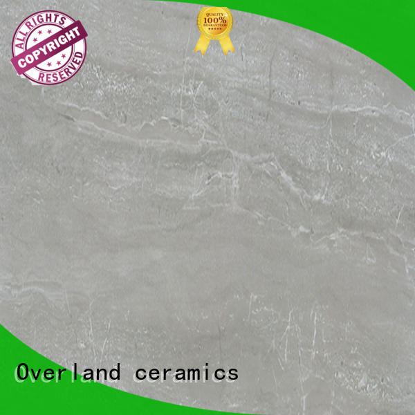 Overland ceramics decorative stone floor tiles supplier for home