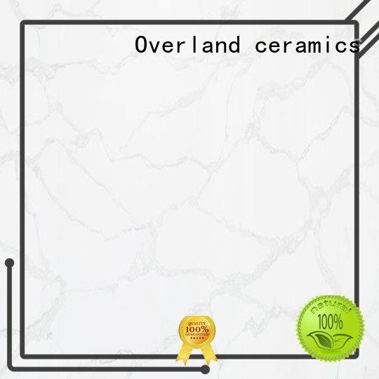 Overland ceramics granite laminate worktops from China for kitchen