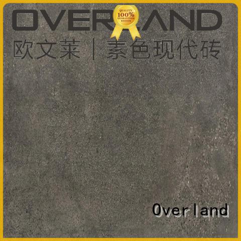 Overland durable porcelain stone tile online for kitchen