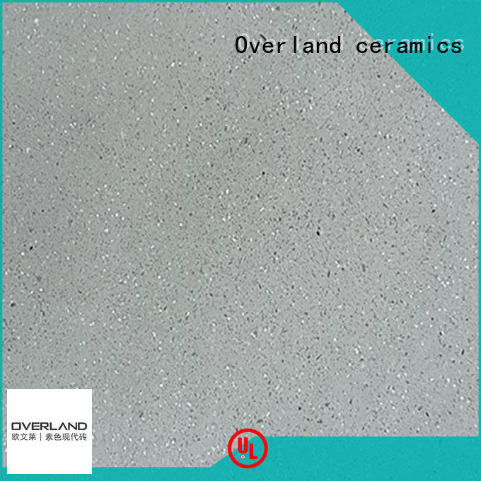 Overland ceramics thickness quartz work surface from China for home
