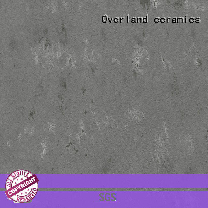 Overland ceramics grey kitchen worktops from China for home