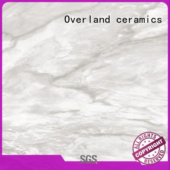 Overland ceramics white onyx tile factory for bathroom