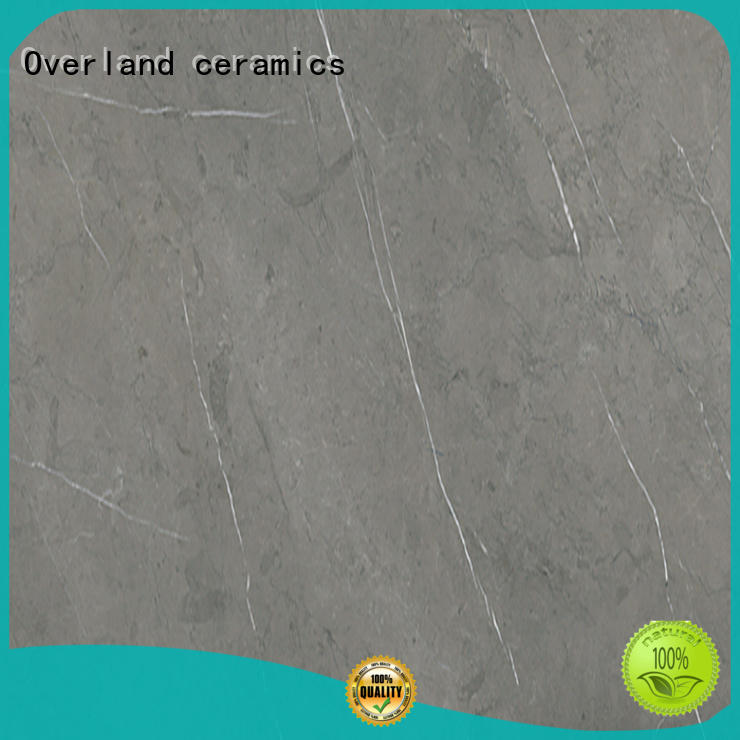 Overland ceramics overland large white marble tiles promotion for pool