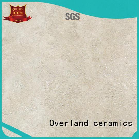 Overland ceramics stronger stone wall tiles factory price for garage floor