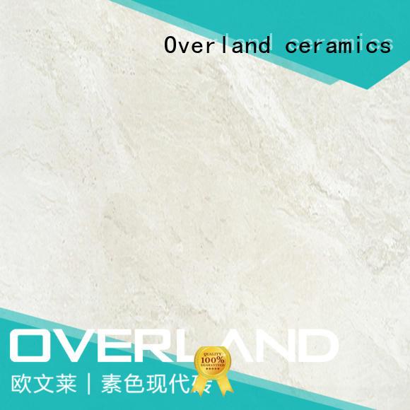 Overland ceramics onyx marble tile bathroom supplier for hotel