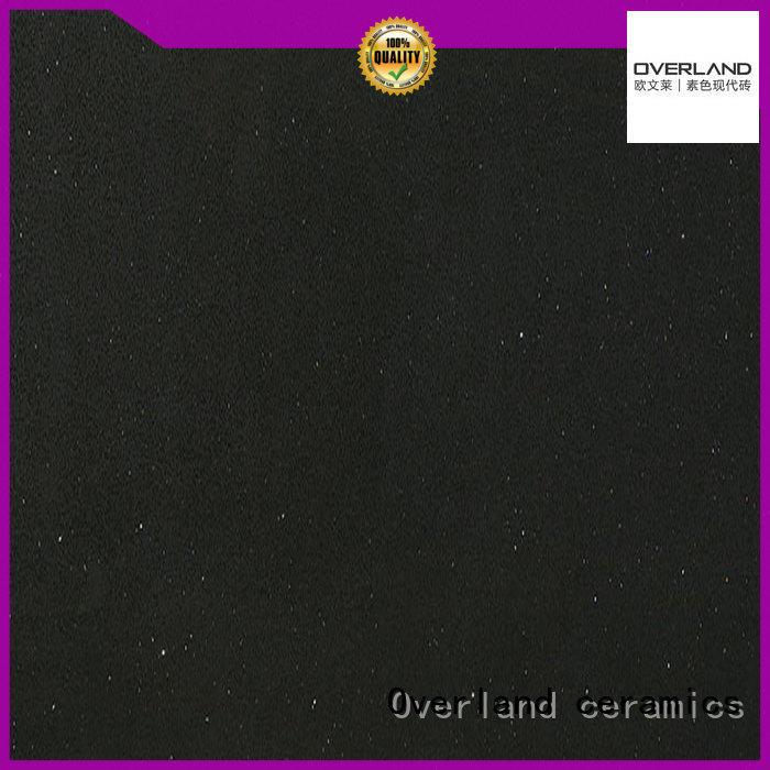 black quartz worktop factory price for pool Overland ceramics