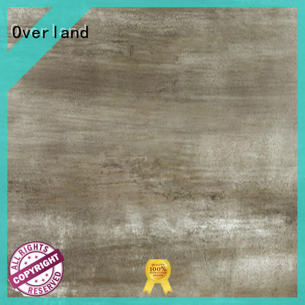 Hot wood tile texture Overland Brand