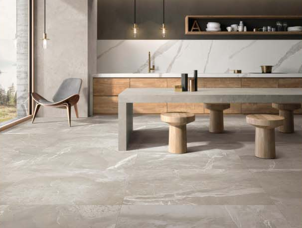 Overland ceramics natural marble look tiles for sale for hotel-1