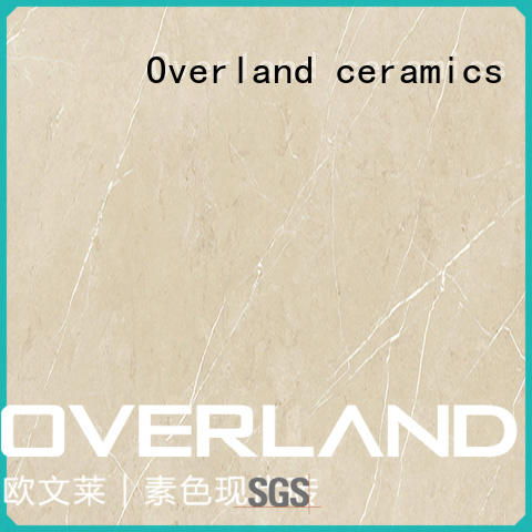 Overland ceramics wholesale pink marble tile manufacturers for kitchen