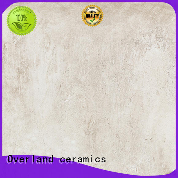 Overland ceramics size outdoor cement tiles wholesale for home