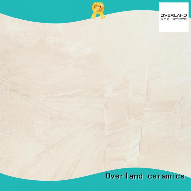 Overland ceramics qip1036 marble bathroom floor from China for bathroom