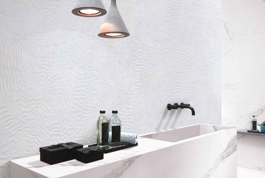 cusotm marble stone tiles design for garden-3