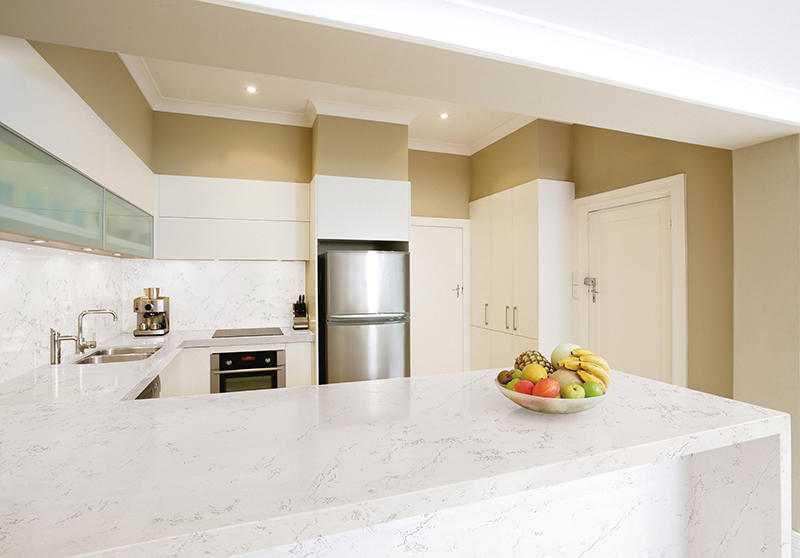 worktop white quartz worktop online for pool-2